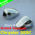 New Arrival Body Stying ABS Chrome 2PC/Lot Fits Chrysler 300C /  Grand Voyager 2009-14 Free Shipping