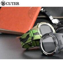 Neueste Sport Smart Uhren X3 Camouflage Wasserdicht Stoßfest Smartwatch mit Podemeter Kompass für IOS und Android handys