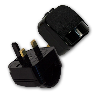 3A 2Pin EU to 3Pin UK Adapter Plug 2pcs Free Shipping ST-5, AC Power Adapter,Travel Power Connector Socket or Plug