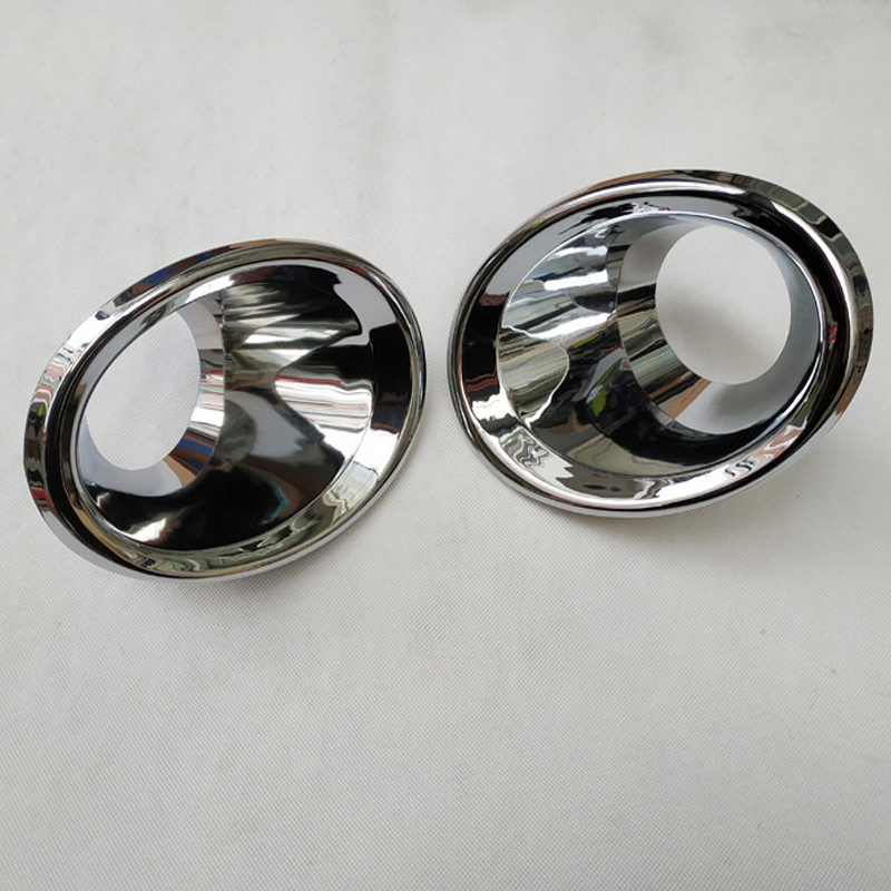 For nissan nv200 evalia 2010 2013 2014 2015 2016  Front fog light trim cover ABS chrome car styling accessories 2pcs|Chromium Styling| |  - title=