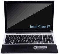 Intel Core i7 процессор 8 Гб оперативная память + 240 SSD 2000 HDD 15,6 светодиодный 1920x1080 P FHD игры ноутбук тетрадь компьютер с DVD-RW Россия