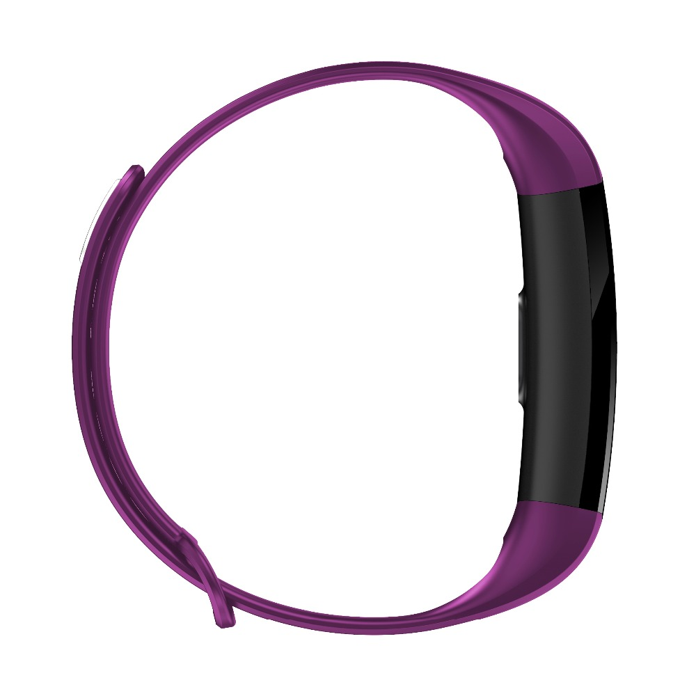 10pcs Y5 Smart Sports Band Fitness Bracelets Heart Rate Monitor Blood Pressure Smart band Color Screen Wrist Watch DHL 2018