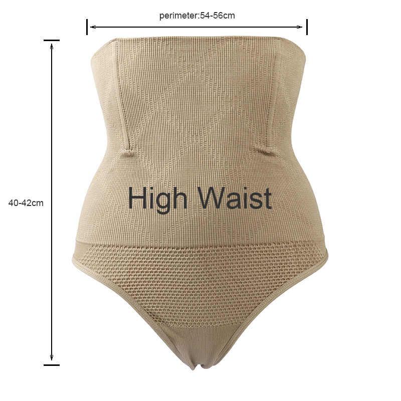 BONAS Body Shaper тонкий женский Воздухопроницаемый корсет брюки с высокой талией пояс для тренировок женский послеродовой животик Утягивающее нижнее белье однотонное