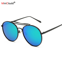 Steampunk Sunglasses Polarized Sunglasses Ray Vintage Round Sunglasses Circle Glasses Driving Glasses Retro Female Sunglasses