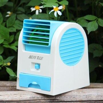 Creative Usb Small Fan Micro No Leaf Fan Portable Battery