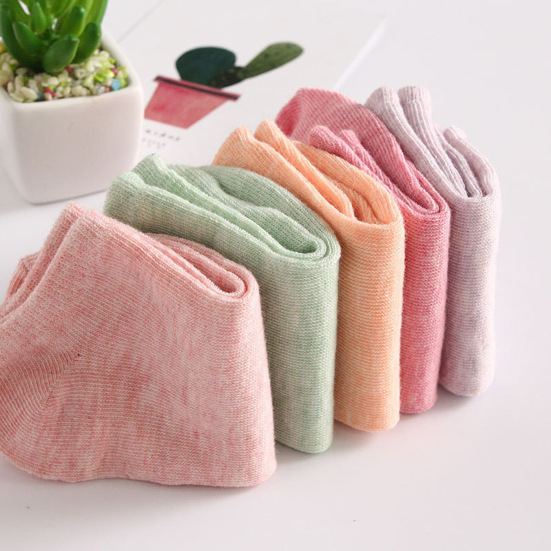 HTB13gMTwLuSBuNkHFqDq6xfhVXaf - 10 Pairs/set Socks Cotton Woman Casual Wide Stripes Socks Lady Fashion