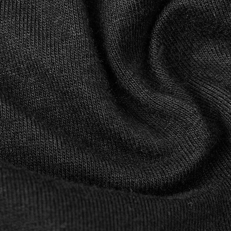 Rave Gothique Wt523 Rock 2018 Coton Laçage Femmes T Manches De shirt Noir À Mode Punk Cosplay Longues Tops F5XqSg