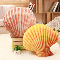 Creative Simulation Big Size Shell Lobster Pillow Plush Toy Ocean Doll Stuffed Animal Gift for Children Gift
