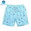 Gailang Marca Hombres Junta Beach Shorts Bermudas Basculador Hombre Activo Boxers Trunks Trajes de Baño trajes de Baño Para Hombre Pantalones Cortos de Secado rápido