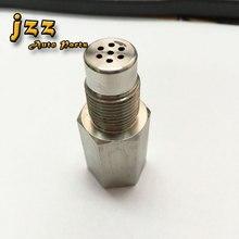 JZZ Универсальный кислородный датчик o2 из нержавеющей стали с каталитическим преобразователем для гаек с датчиком болта на 90 градусов