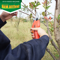 Lithium battery orchard pruning shears best garden tools (CE certificate 6 8 working hours)