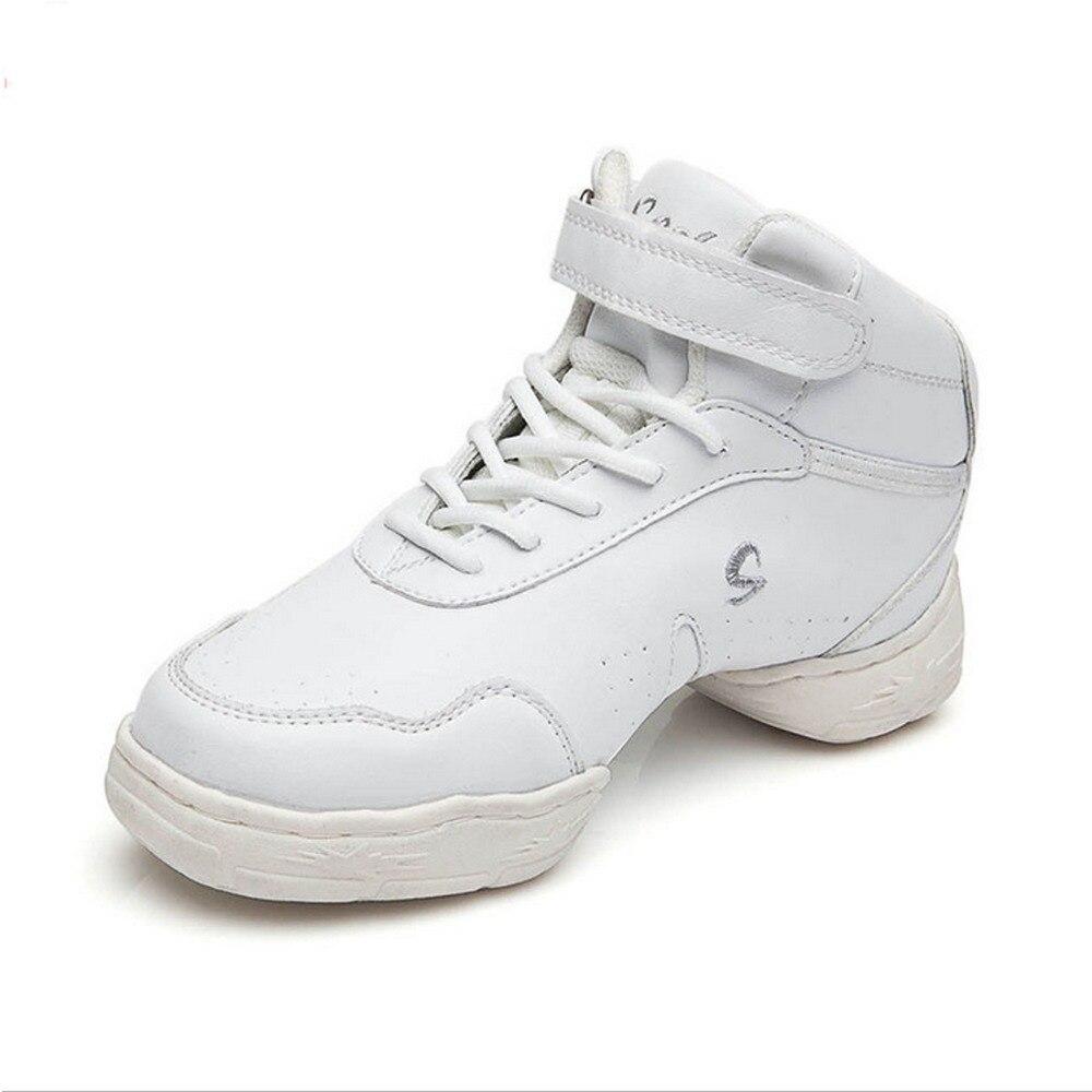 Femmes salle de bal Latin Tango Jazz moderne doux souffle chaussures de danse nouvelle marque pour fille chaussures de danse 4 CM talon