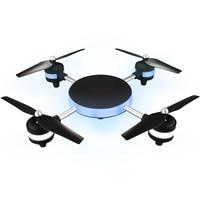 2,4 г 720 P wifi FPV HD камера г 5,8 Г RC Дрон Квадрокоптер авто возврат высоты зависание приложение управление Гравитация чувство Безголовый режим
