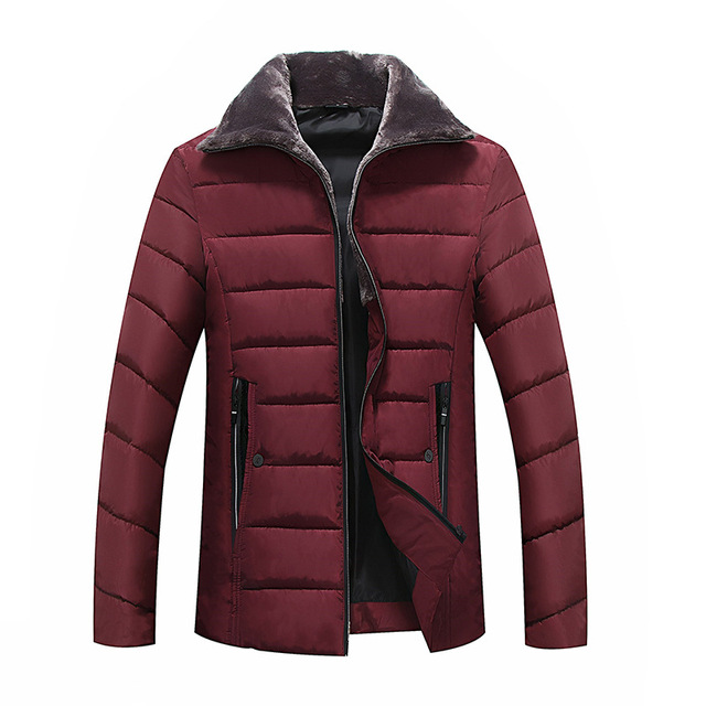 Special Price Plus Size 6XL 7XL 8XL 2018 New Men Winter Jacket Cotton Parka Coat Padded Thick Warm Mens Overcoat Fur Collar Coats Windbreak