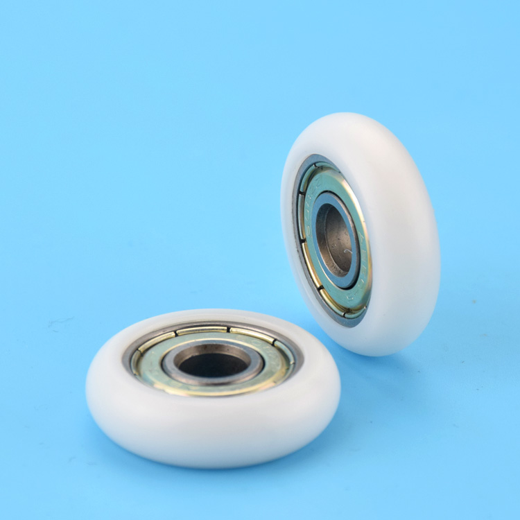 625 zz BT0523 5 23 7 profiles outside European standard 20 ball bread plastic bearing pulley nylon 3 d printers in Window Rollers from Home Improvement