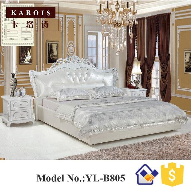 Foshan YiLin Furniture Latest Teak Wood Double Platform Bed Designs Awesome Latest Bedroom Design