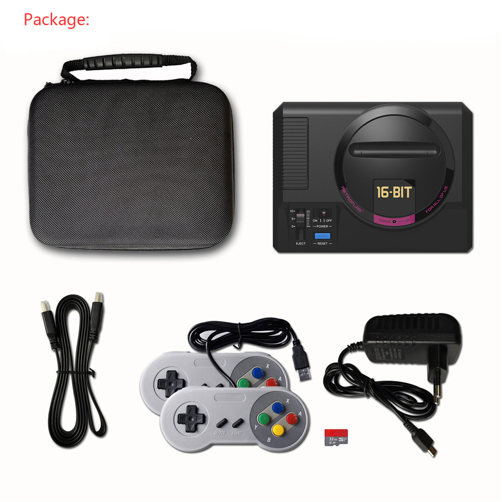 MEGAPi Case /Game Controller for Raspberry Pi 3B+ with 32GB Memory Card Built 1000 Retro HD Games Console Support 50 emulatorsMEGAPi Case /Game Controller for Raspberry Pi 3B+ with 32GB Memory Card Built 1000 Retro HD Games Console Support 50 emulators