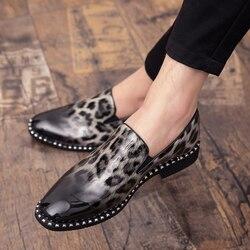Qualidade Sapatos de Couro dos homens ao ar livre Sapatos de festa de Casamento Moda De Luxo Italiana Estilo Britânico Sapatos Homem Vestido Macio p4