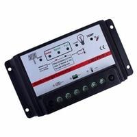 High-tech 30A 12V/24V Auto Switch MPPT Solar Panel Battery Regulator Charge Controller