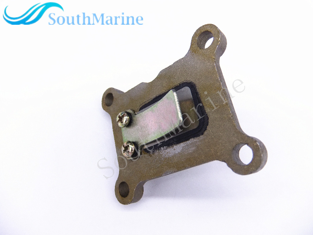 Outboard Motors Engine 6A1-13610-00-00 Reed Valve Assy For Yamaha 2HP Parsun T2 ,  Free Shipping