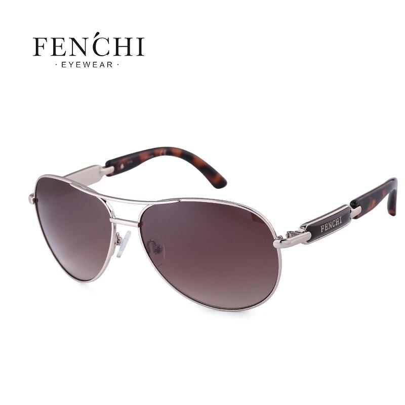 FENCHI Polarized Sunglasses Women Vintage Brand Glasses Driving Pilot Pink Mirror sunglasses Men ladies oculos de sol feminino 9