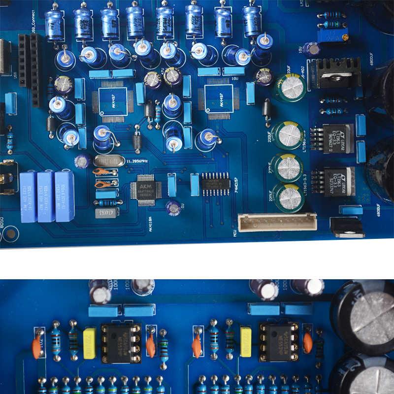 Detail Feedback Questions about AK4497 HIFI AUDIO USB DAC decoder