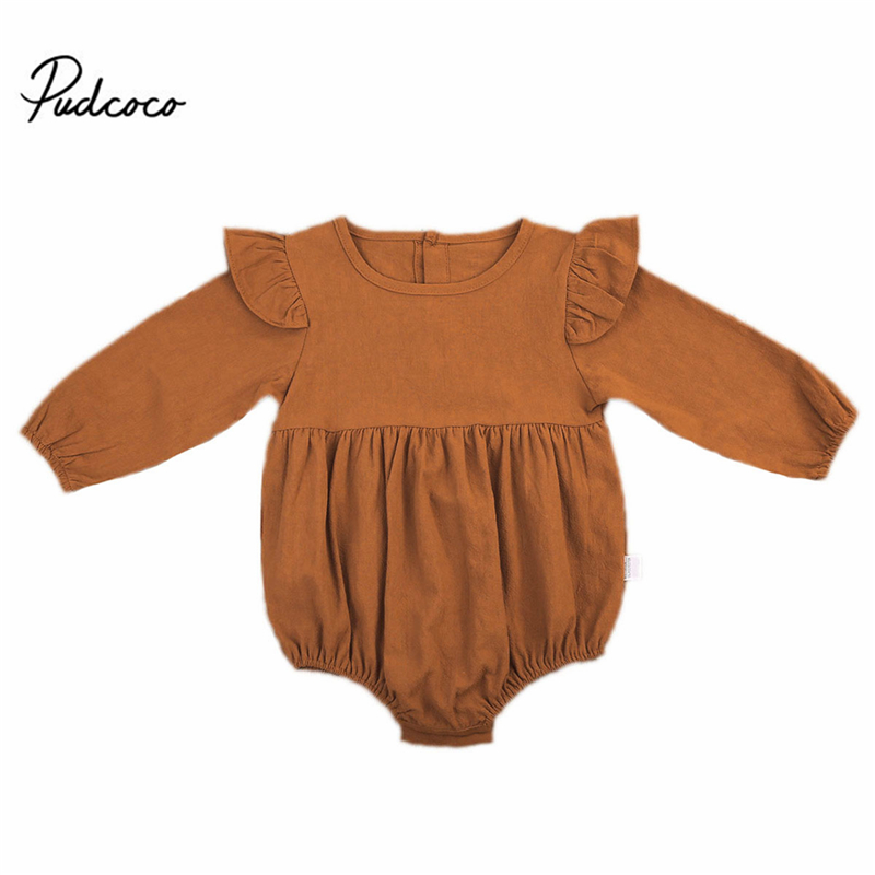 Christmas Body Suit Baby Bodysuits Fly Long Sleeve Baby Clothes Newborn Jumpsuits Body Bebe Bodysuit