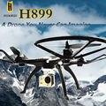 Airpressure h899b huanqi rc quadcopter zangão helicóptero com 4 k 1080 p wifi sjcam câmera suporte para xiaoyi ação gopro câmera