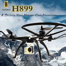 HUANQI H899B Airpressure RC Quadcopter Drone Helicopter With 4k 1080p Wifi Camera Holder FOr Xiaoyi Sjcam