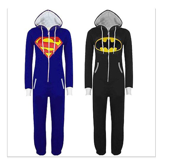 2018 New Kids Cosplay Halloween Costume  winter children's clothing suits Cartoon batman costume children Black blue clothes