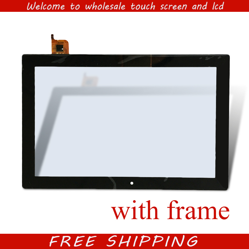 все цены на New 10.1'' inch FPC101-0922AT Touch Screen Digitizer Sensor Replacement Parts Free Shipping онлайн