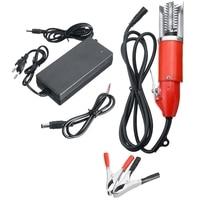 120 W À Prova D' Água Elétrica Raspador Escama de Peixe de Pesca Scalers Limpo Fácil Descascador de Peixe Remover Cleaner Ferramenta Adaptador De Carregamento  Ue|Acessórios para ferramenta elétrica| |  -