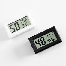 Digital LCD Thermometer Hygrometer for Pet Ant Farm Ant Nest Anthill Workshop Tools Reptiles Turtle Box Insect Box Accessories(China)