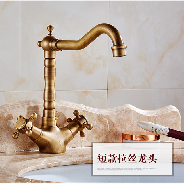Aliexpress.com : Buy Free shipping Top quality Dual handle antique ...