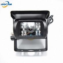 HQCAM CCD 420TVL IR Nightvision Waterproof Car parking Rear View Camera Cmos Bus Truck Camera For Bus mini camera cctv