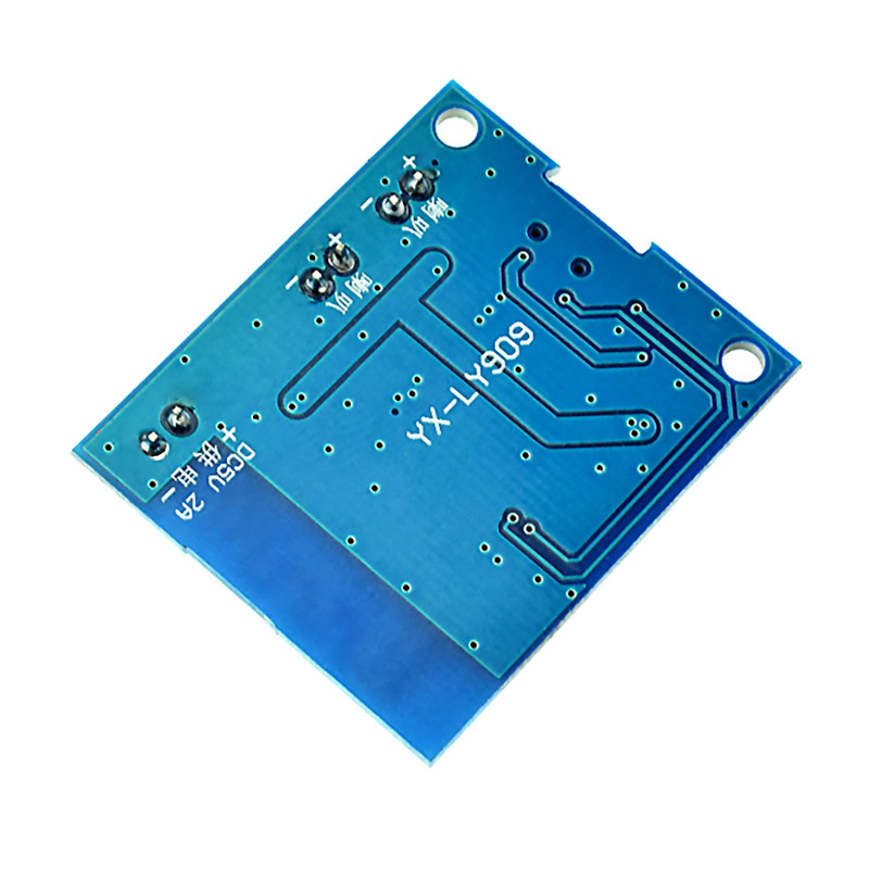 Image 5 - Bluetooth 4.2 Power Amplifier Board Audio Module Stereo channel 5W*2 With Charging DIY Modified Speaker-in Amplifier from Consumer Electronics