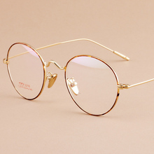 Reading Eyeglasses Optical Glasses Frames Glasses Women Male New Cat Eye Frame Ultra Light Frame Clear Glasses Round 3216