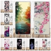 Soft Silicon TPU Cover For Sony Xperia XA F3111 Case Fashion Cool TPU Back Cover For Sony Xperia XA Phone Case Cover Fundas bags