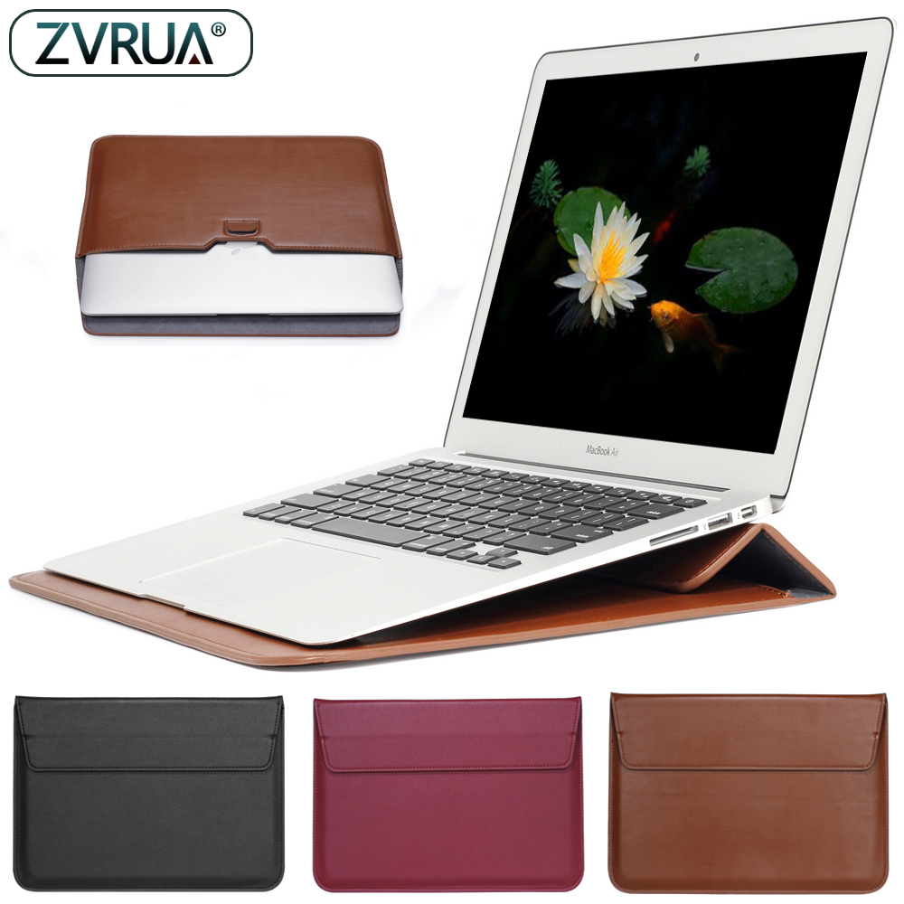 Sleeve Bag Coal Black For Macbook Pro 13 Air 11 Retina 15 Rubberized Case Cover