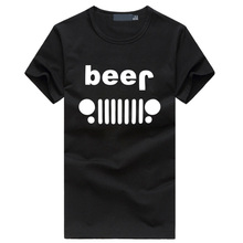Beer Off Roading Funny Drinking brand clothing swag mma casual t shirt Men's Short Sleeve hip hop summer fitness tshirt homme