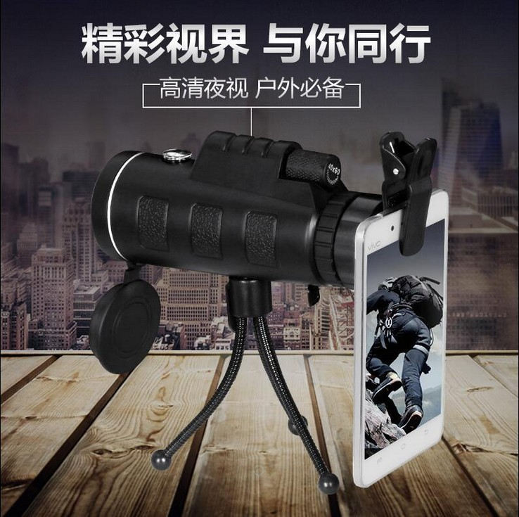 Universal 30X Optical Zoom Telescope Camera Lens Clip Mobile Phone Telescope For iPhone7 for Samsung for vivo for Huawei Xiaomi universal 30x optical zoom telescope camera lens clip mobile phone telescope for iphone7 for samsung for vivo for huawei xiaomi