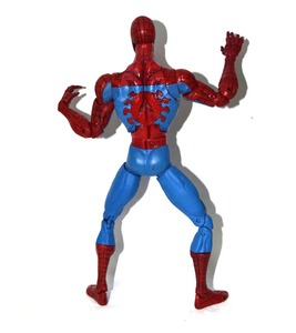 """Image 2 - ML Toy Biz Legends Icons Amazing Spider Spidey 2006 Classics 12"""" Loose Action Figure Rare TOY FREE SHIPPING"""