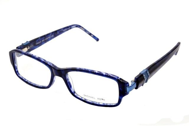 Galaxy blue] HAND MADE GLASSES THICK EDGES GLASSES FRAME CUSTOM MADE ...