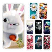 Soft Silicone Case For Huawei Y9 Y7 2019 Case Cover For Huawei P7 P8 Lite 2017 P9 Y3 II Y6 Y5 Prime 2018 Honor 7A Y541 Y635 Bags(China)