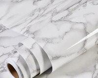 Толстые водонепроницаемые ПВХ имитация мрамора шаблон наклейки обои самоклеющиеся обои для гостиной мебель ремонт