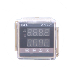 Multi-function time counting relay, timer counter ZN48 mini portable counter machine multi paper currency handy cash money counter counting machine equipment