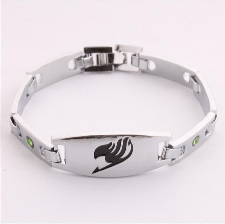 Fairy Tail Leather Bracelet