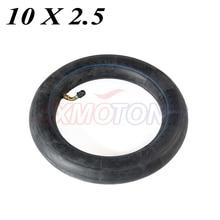 Bên trong Ống 10x2.5 với một Uốn Cong Van phù hợp với Khí Điện Xe Tay Ga E xe đạp 10x2.5