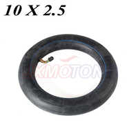 Inner Tube 10 x 2.5 with a Bent Valve fits Gas Electric Scooters E-bike 10x2.5