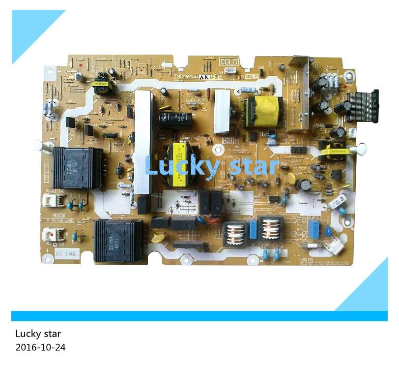 Original TH-L32X10C power supply board TNP4G455 AK TNP4G455AK good working ems dhl original th 42pz80c th 42pz800c power supply board etx2mm702mf npx702mf 1a